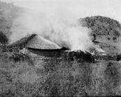 Burning Meklakajulus Kraals