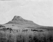 Battlefield and graveyard, Isaudhlivana
