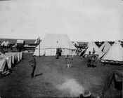 Natal Medical Corps Field hospital KelpemaKaat