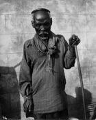 Siqinanda (Zulu Chief) age 107