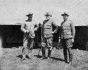 Major Rodney, Col. McKenzie, Col. Royston