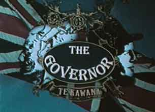 The Governor Title card