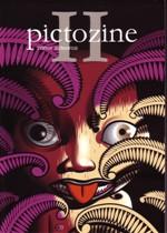 Cover of Pictozine 2, comix Aotearoa.