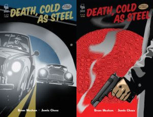 Cover of Death, Cold as Steel #2 and 3