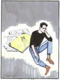 Cover of Eddie Campbell: The Oracle