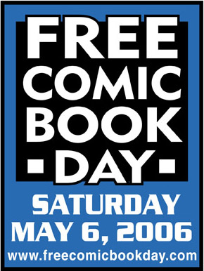 Cover of Free Comics Day: Too Little, Too Late?