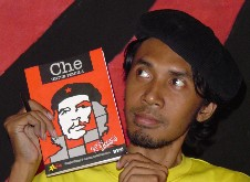 Cover of Indonesian Comics:  Quick Komik Queries with: Agung 'Komikaze'