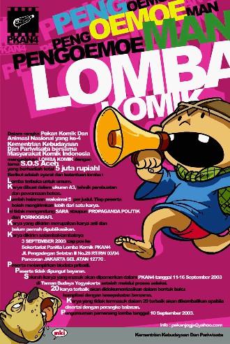Cover of Indonesian Comics Week