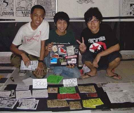 Cover of Indonesian Comics:  Quick Komik Queries with Sektekomik